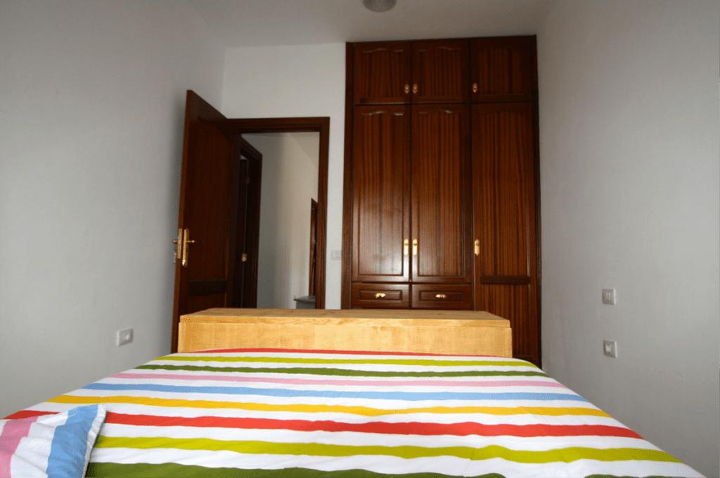 Otra vista de la habitación doble del Tenerife Climbing House