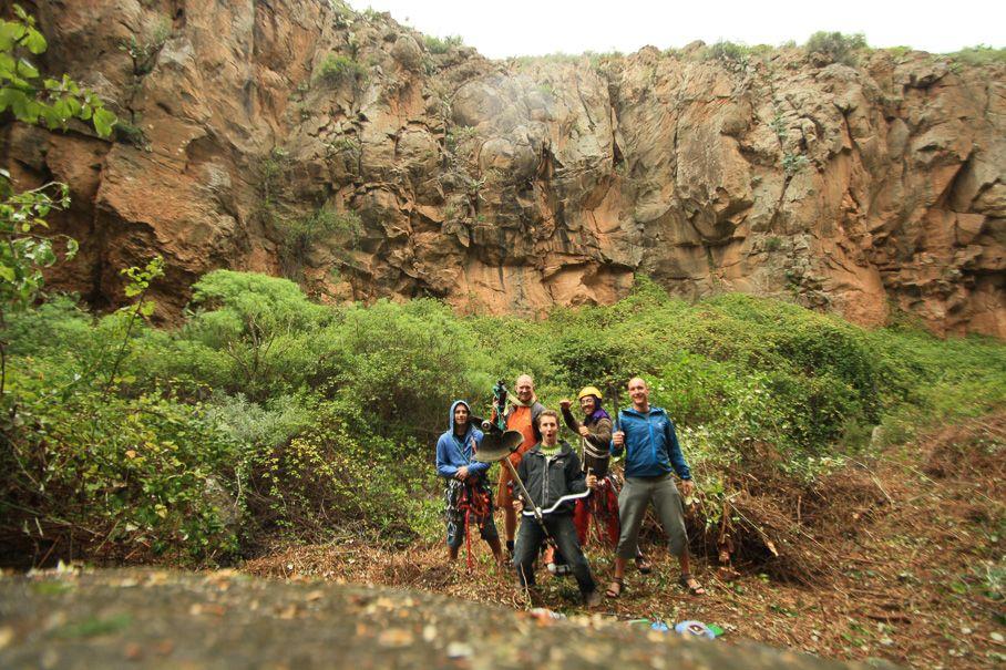tenerife climb sector-1
