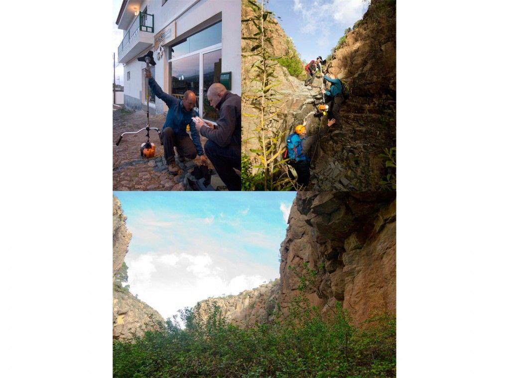 tenerife new climbing